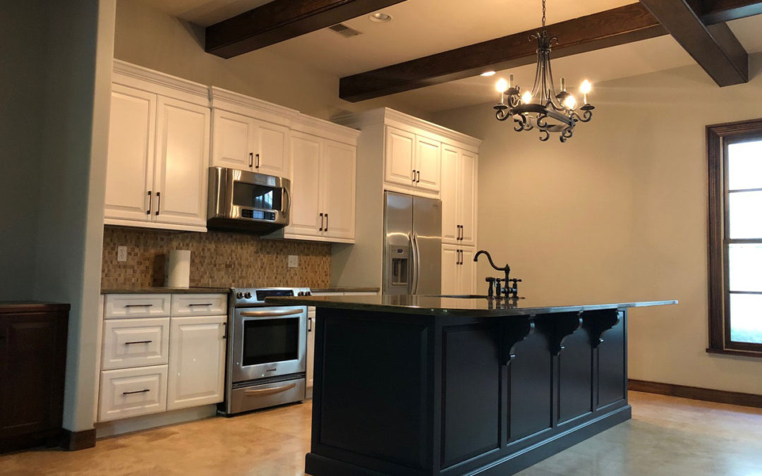 I Paint My Kitchen Cabinets, What Color Should I Paint My Kitchen With Brown Cabinets